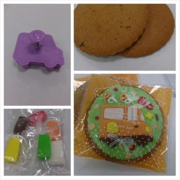 翻糖DIY材料包 (汽車款)