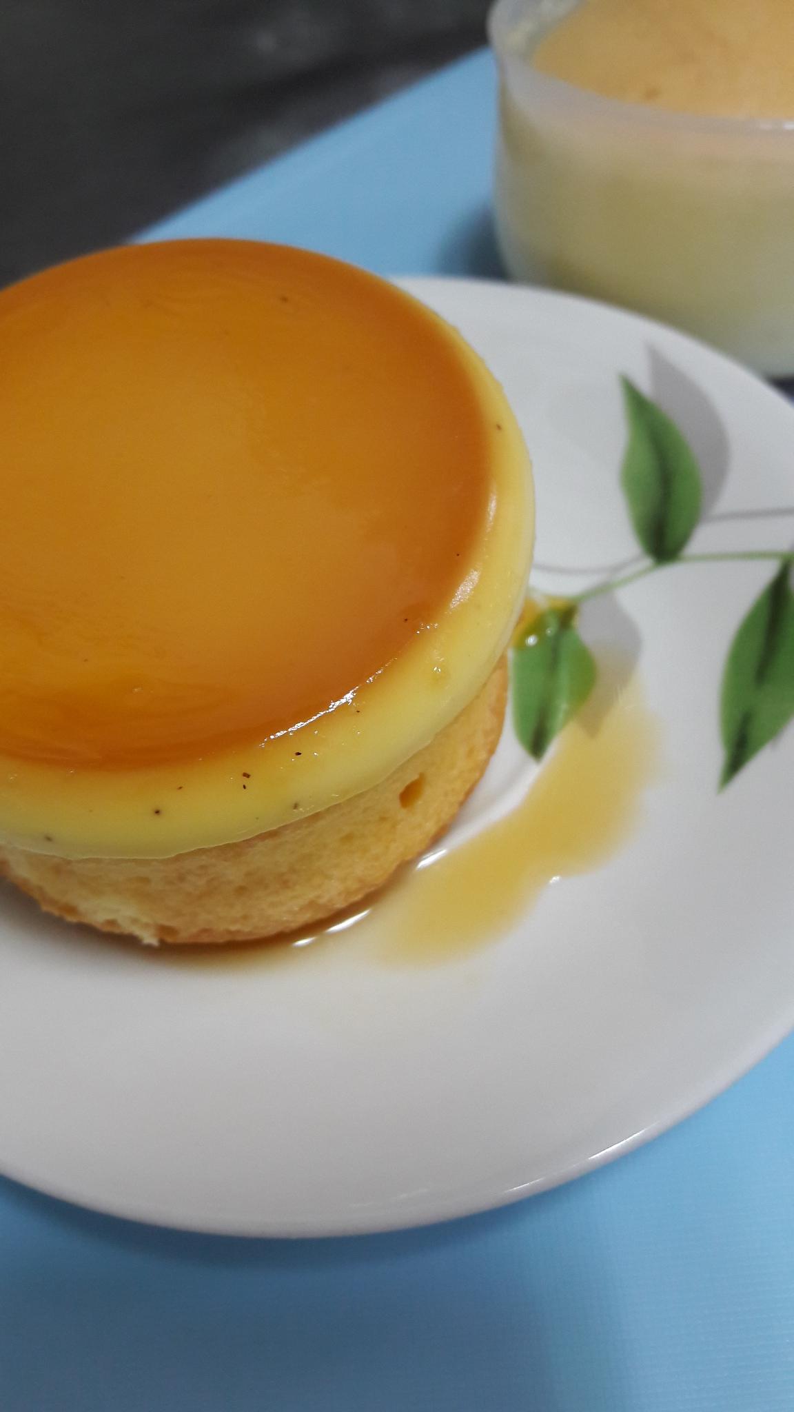 輕乳酪布蕾燒DIY烘焙課程 招生中….